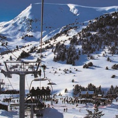 Grandvalira ski area has undergone signficant investment, Andorra