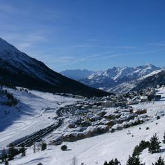 Point neige dans les Alpes du Sud (14/03/2013)