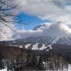 Excellent conditions await skiers and riders at Stratton Mountain Resort. Photo: Hubert Schriebl/ Courtesy of Stratton Mountain Resort.