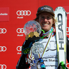Ted Ligety - ©HEAD