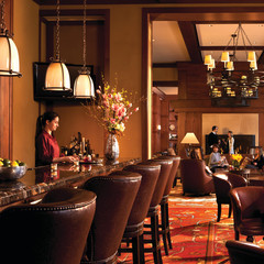 Fireside Lounge & Bar at Four Seasons Vail.
