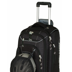 High Sierra Wheeled Carry-On Boot Bag lets you skip the checked baggage line at the airport.  - ©High Sierra