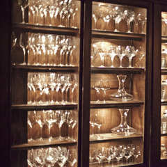 A broad selection of wines is available at La Fruitière in Val d'Isère