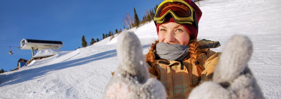 enquete en ligne sur le ski
