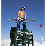 2014 Male Ski Instructor Calendar - © Hubertus Hohenlohe/www.skiinstructors.at