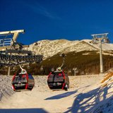 New gondola in High Tatras 2013 Dec 14 - © Juraj Meško