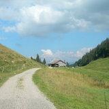 Tour in der Alpsee Bergwelt
