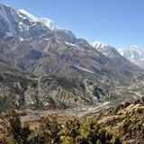 Trekking auf dem Annapurna Circuit - © Tim Koppenrath
