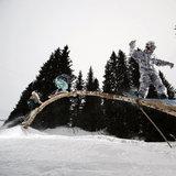 Snowparky - © Avoriaz