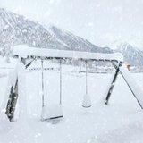 Wreszcie świeży śnieg we Włoszech! - © Livigno Facebook