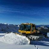 Prima neve sulle Alpi - Novembre 2019 - © Riserva Bianca Limone Piemonte Facebook