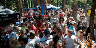 Best Summer Music Festivals in the Mountains ©Mammoth Festival of Beers & Bluesapalooza