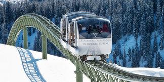 De mooiste skiliften ©Tschuggen Hotel Group AG