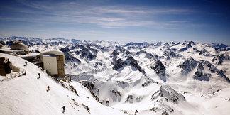 TOP 10 zjazdoviek v Európe ©Pic du Midi Ski Centre