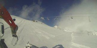 Sneeuwbericht 7 november 2013: Waar kan al geskied worden? ©Alpe d'Huez