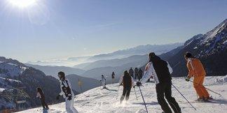 Skigebiete im Trentino sind geöffnet: Highlights für die Saison 2015/16 ©Trentino Web Archive, Pierluigi Orler Dellasega