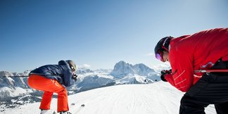 Val Gardena - Dress warmly and get out in nature ©Val Gardena Gröden Marketing