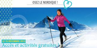 Journée ''Osez le Nordique'' dans le Val d'Azun