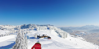 The Number 1 is even bigger: SkiWelt Wilder Kaiser – Brixental now offers 280 kilometres of slopes ©SkiWelt Wilder Kaiser Brixental