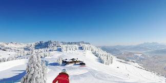 The Number 1 is even bigger: SkiWelt Wilder Kaiser – Brixental now offers 280 kilometres of slopes ©SkiWelt Wilder Kaiser Brixental