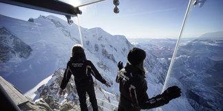3 imperdibili piattaforme panoramiche sulle Alpi ©Chamonix Tourism