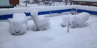 Aggiornamento ultime nevicate - 14 Gen 2014