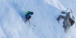An insider's guide to freeriding in Chamonix ©www.freerideworldtour.com