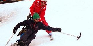 Top 10 des stations de ski équipées pour l'handiski ©Tatu Handi Glisse Morillon