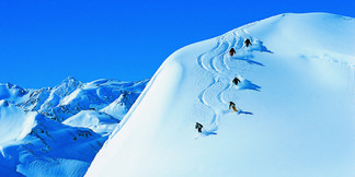 Three days of skiing in St. Anton am Arlberg ©St. Anton Tourism