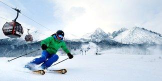 """Słowackie Wysokie Tatry wśród najlepszych ośrodków narciarskich wg """"The Times"""" - ©TMR"""