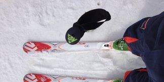 Stortest af K2 Bolt skien ©Jeppe Hansen