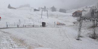 Snehové správy: Rakúsko čaká na sneh, slovenské strediská vyrábajú technický! ©Kleinwalsertal