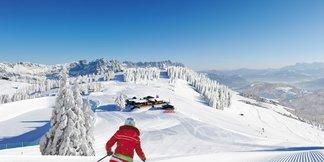 Op verkenning in SkiWelt Wilder Kaiser - Brixental ©SkiWelt Wilder Kaiser Brixental