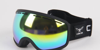 Trendové lyžiarske a snowboardové okuliare CECE ©CECE