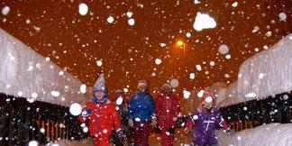 Schneebericht: Schneelage entspannt sich nur langsam, Weihnachtsbetrieb vielerorts gesichert ©Røldal Skisenter