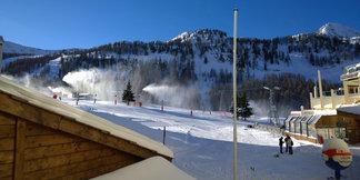 Schneebericht: Wo wird zum Wochenende Neuschnee im Alpenraum erwartet? ©Facebook Isola 2000