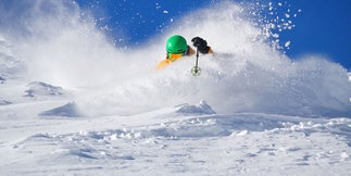 Powder & Upgrades Boost Central Idaho Resorts ©Cody Haskell