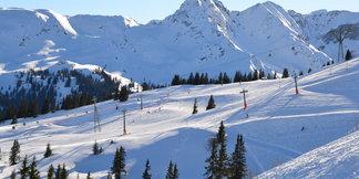 Raport śniegowy: po tygodniu słońca w weekend znów opady śniegu - ©Facebook Bewegungsberg Golm