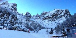 Raport śniegowy: Austria i Szwajcaria pod świeżym śniegiem, we Francji spadnie 3,5m puchu ©Facebook Axamer Lizum