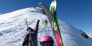 Silverton Heli-Skiing: Fear-Laced Fun - © Krista Crabtree