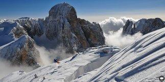 Torna il contest fotografico ad alto tasso di neve: Arc'teryx King of Dolomites ©I Krumiri Team - 2nd Place King of Dolomites 2014, WANNABES Category