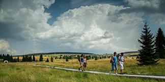 Wandern im Erzgebirge - ©czechtourism.com