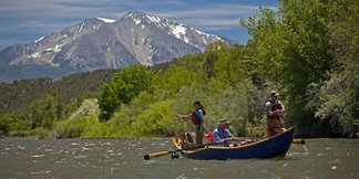 Top 5 Ski Towns for Fly Fishing  ©The Little Nell