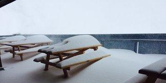 23 Settembre: La prima neve sulle Alpi! - © Umberto Capitani Facebook