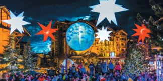 Where to ski at Christmas ©Office du Tourisme Val d'Isère