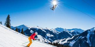 Najväčšie lyžiarske strediská v Rakúsku: 3 – Saalbach Hinterglemm Leogang ©Saalbach Hinterglemm / BAUSE