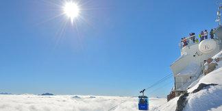 Strmé, dlhé, krásne: Najpozoruhodnejšie zjazdovky v Alpách ©TVB St. Anton am Arlberg / Josef Mallaun
