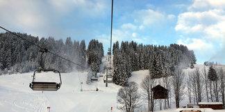 Schneebericht: Nordalpen mit viel Neuschnee, Temperaturen steigen zum Wochenende kräftig ©Kleinwalsertal Tourismus