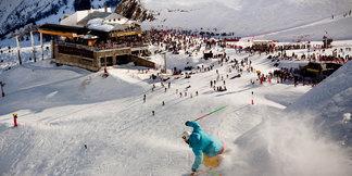 12 idées reçues sur le ski dans les Pyrénées ©Matthieu Pinaud / NPY