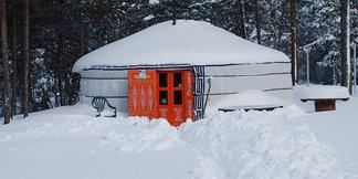 Hébergements insolites de la Vallée de l'Ubaye ©yourte-ubaye.fr